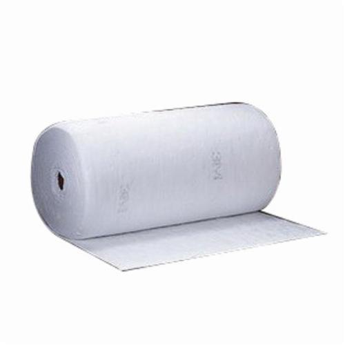 3M™ 051138-28990 Petroleum Sorbent Roll, 960 mm W x 44 m L, 73 gal Absorption