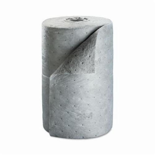 3M™ 051138-29070 High Capacity Maintenance Sorbent Roll, 33 in W x 150 ft L, 66 gal Absorption