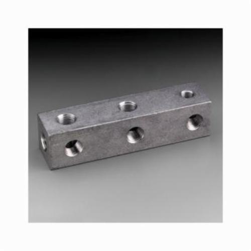 3M™ 051138-29368 Manifold, For Use With W-2806 3M™ Compressed Air Filter and Regulator Panels