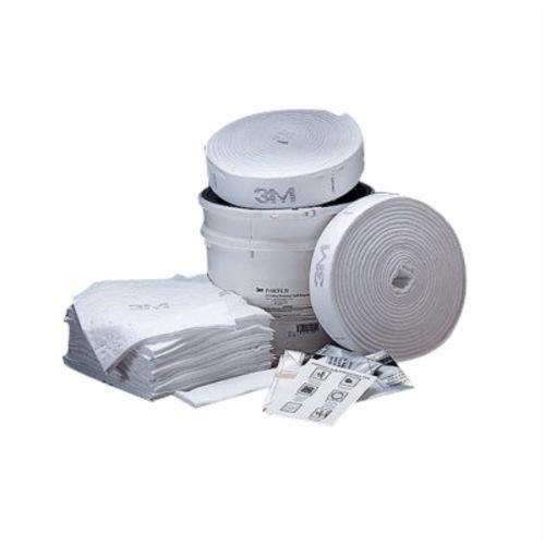 3M™ 051138-46286 Sorbent Spill Kit, Fluids Absorbed: Petroleum