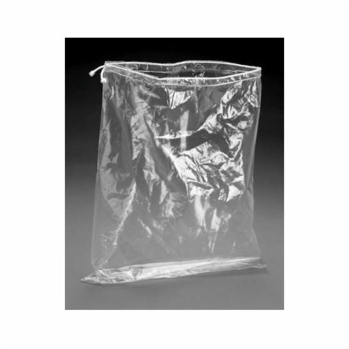 3M™ Airstream™ 051138-72059 High Efficiency Carrying Bag, For Use With 3M™ Breathe Easy™, Airstream™, Powerflow™ and Supplied Air Systems, Clear
