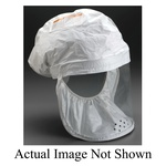 3M™ 051138-72090 BE Series Respirator Head Cover, Regular, For Use With 3M™ Air-Mate™ and Breathe Easy™ Powered Air Purifying Respirators (PAPR), White