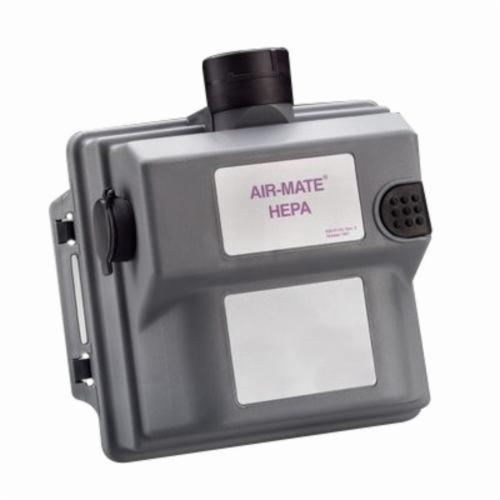 3M™ Air-Mate™ 051138-72412 High Efficiency Powered Air Purifying Respirator Unit, HEPA Filters and Cartridges, Rechargeable Ni-Cd Battery