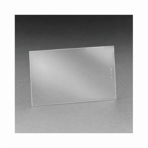 3M™ 051138-72895 BE Series Safety Plate, For Use With Electronic Lens Kit on the 3M™ Breathe Easy™ 17 Welding Headgears, L-Series Headgears and 7800S Full Facepieces
