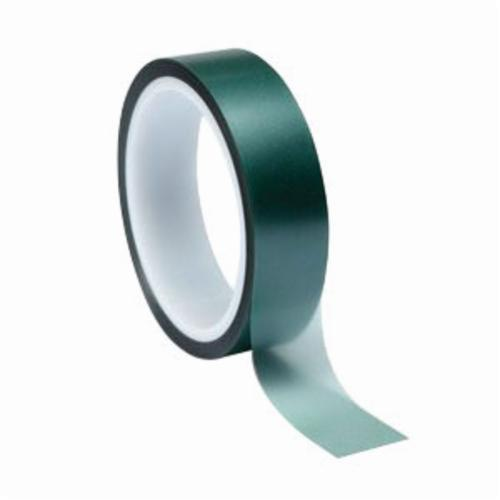 3M™ 051111-49965 Lapping Film Roll, 4 in W x 50 ft L, 30 u Grit, Fine Grade, Diamond Coated Abrasive, Green