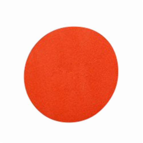 3M™ 051111-55972 Close Coated Abrasive Disc, 7 in Dia, 7/8 in Center Hole, 36 Grit, Very Coarse Grade, Ceramic Abrasive, Arbor Attachment