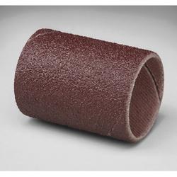 3M™ 051144-11980 341D Coated Spiral Band, 1 in Dia x 1-1/2 in L Band, 60 Grit, Medium Grade, Aluminum Oxide Abrasive