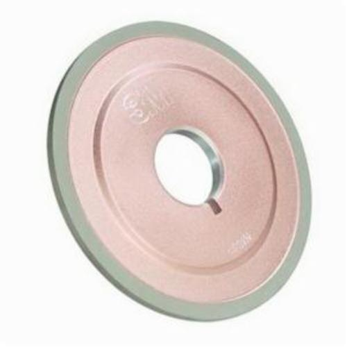 3M™ 051141-30553 Grinding Wheel, 6 in Dia x 0.315 in THK, 1.2598 in Center Hole, 150 Grit, Diamond Abrasive