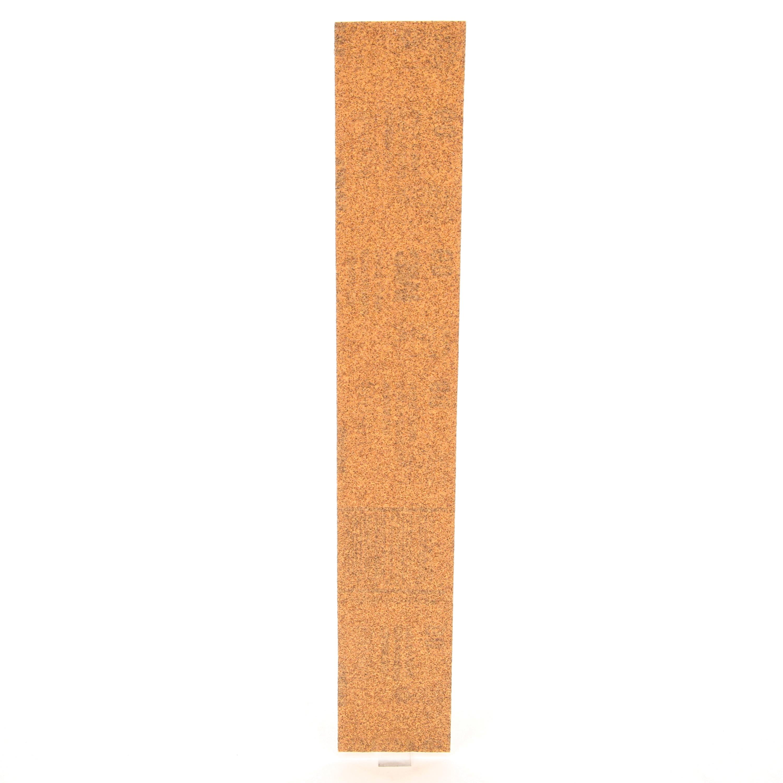3M™ 051144-02136 346U General Purpose Coated Sanding Sheet, 17-1/2 in L x 2-3/4 in W, 60 Grit, Medium Grade, Aluminum Oxide Abrasive, Paper Backing
