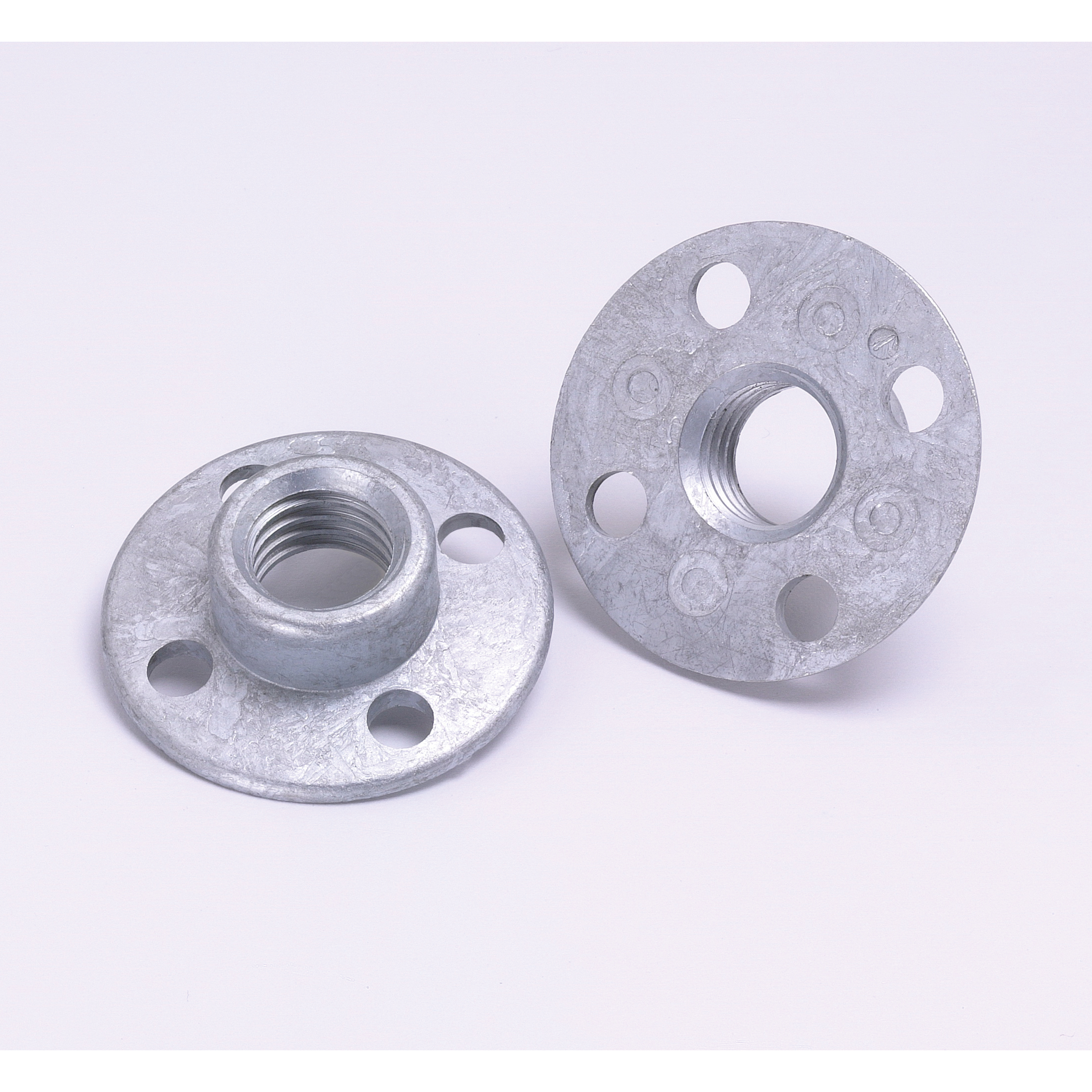3M™ 051144-05621 Disc Retainer Nut, 1/2 in L, For Use With Disc Sander and Right Angle Grinder