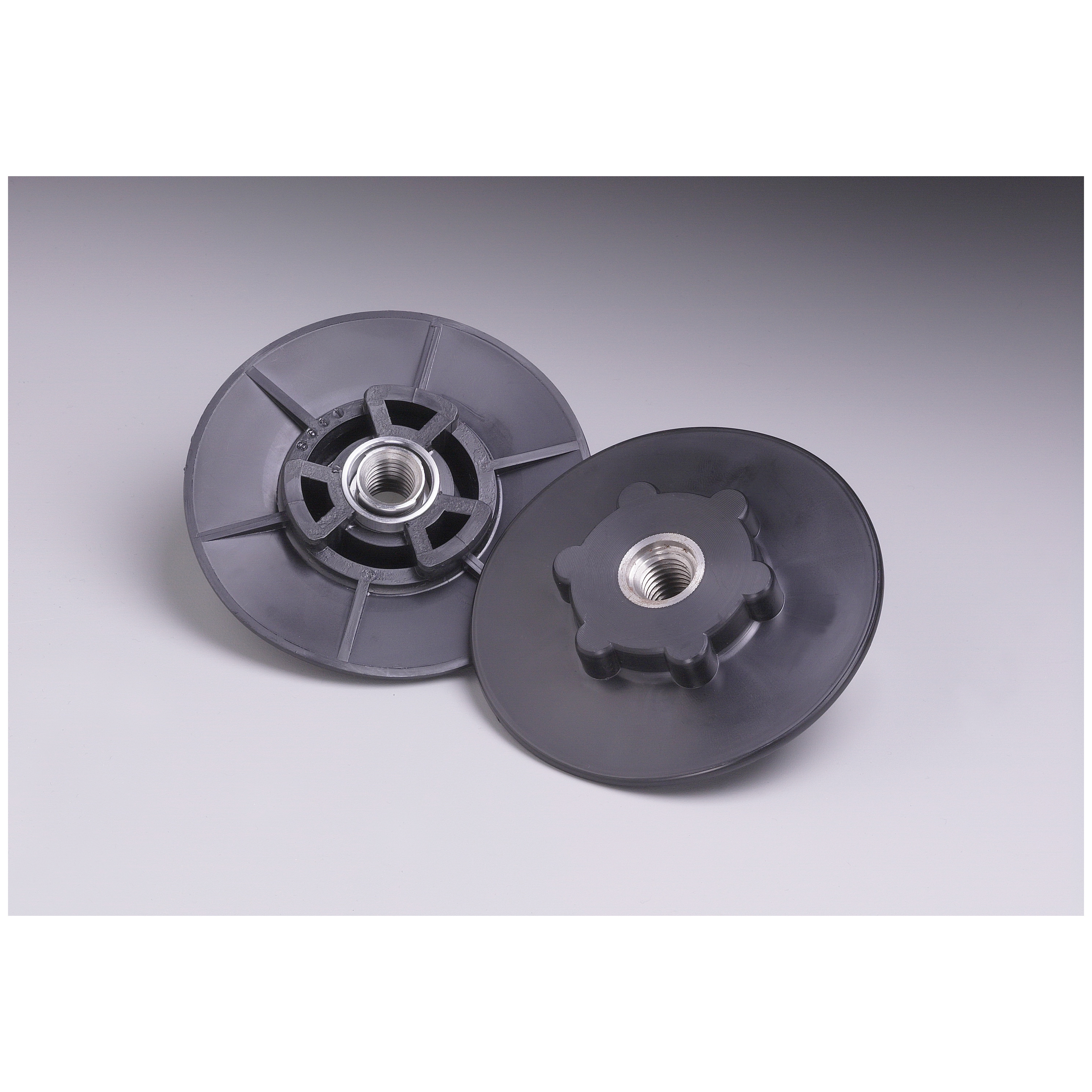 3M™ 051144-11823 Type GL Quick-Attachment Disc Pad Hub, 4-1/2 in W/Dia, For Use With 7 in Face Plate