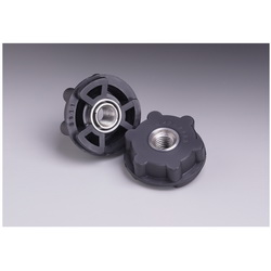 3M™ 051144-11824 Type GL Quick-Attachment Disc Pad Hub, 2-1/2 in W/Dia, For Use With 4 to 7 in Face Plate