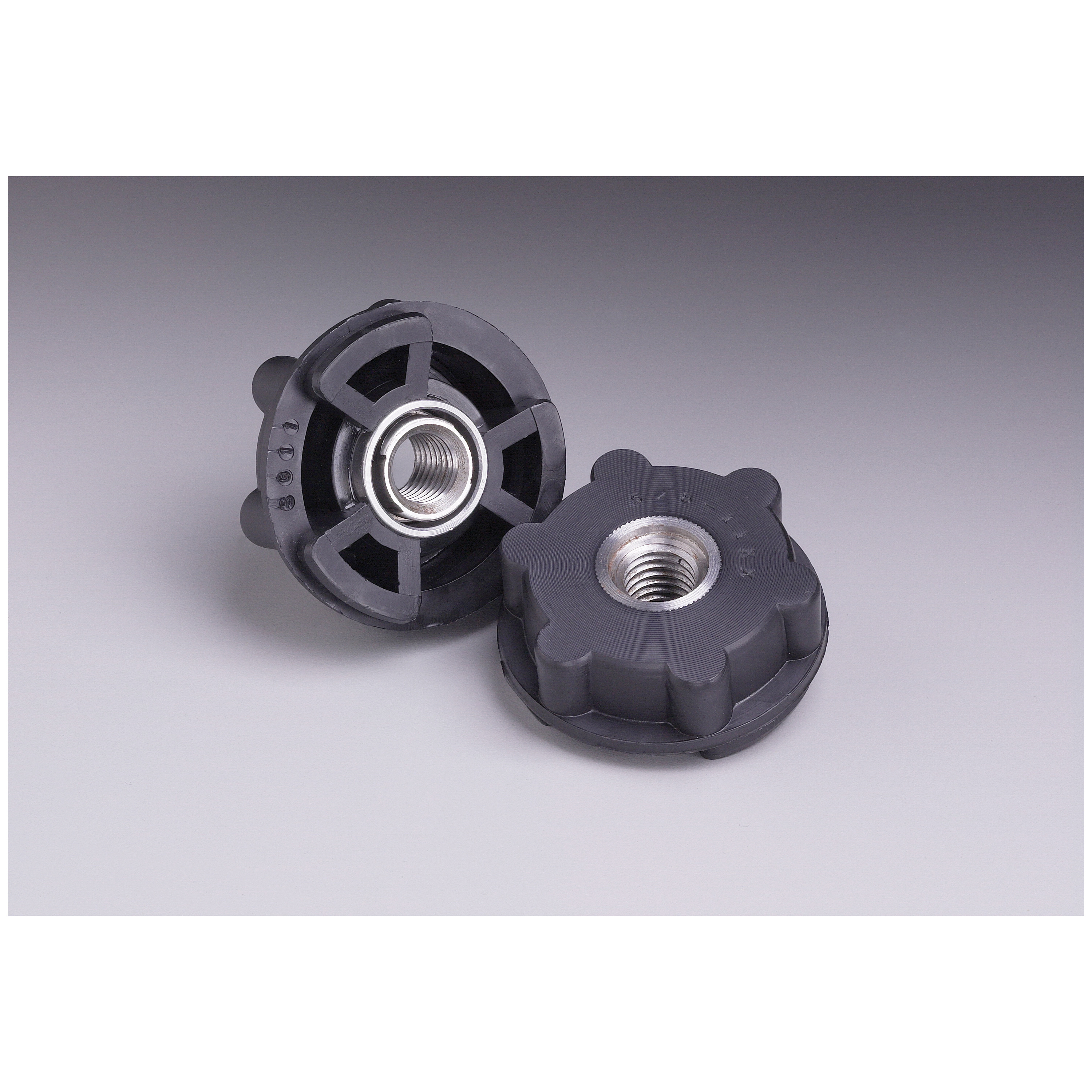 3M™ 051144-11824 Type GL Quick-Attachment Disc Pad Hub, 2-1/2 in, For Use With 4 to 7 in Face Plate