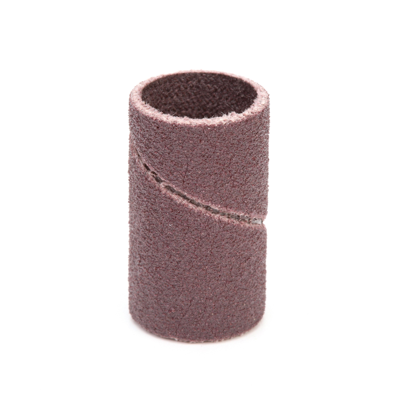 3M™ 051144-11973 Coated Spiral Band, 1/2 in Dia x 1 in L, 120 Grit, Fine Grade, Aluminum Oxide Abrasive