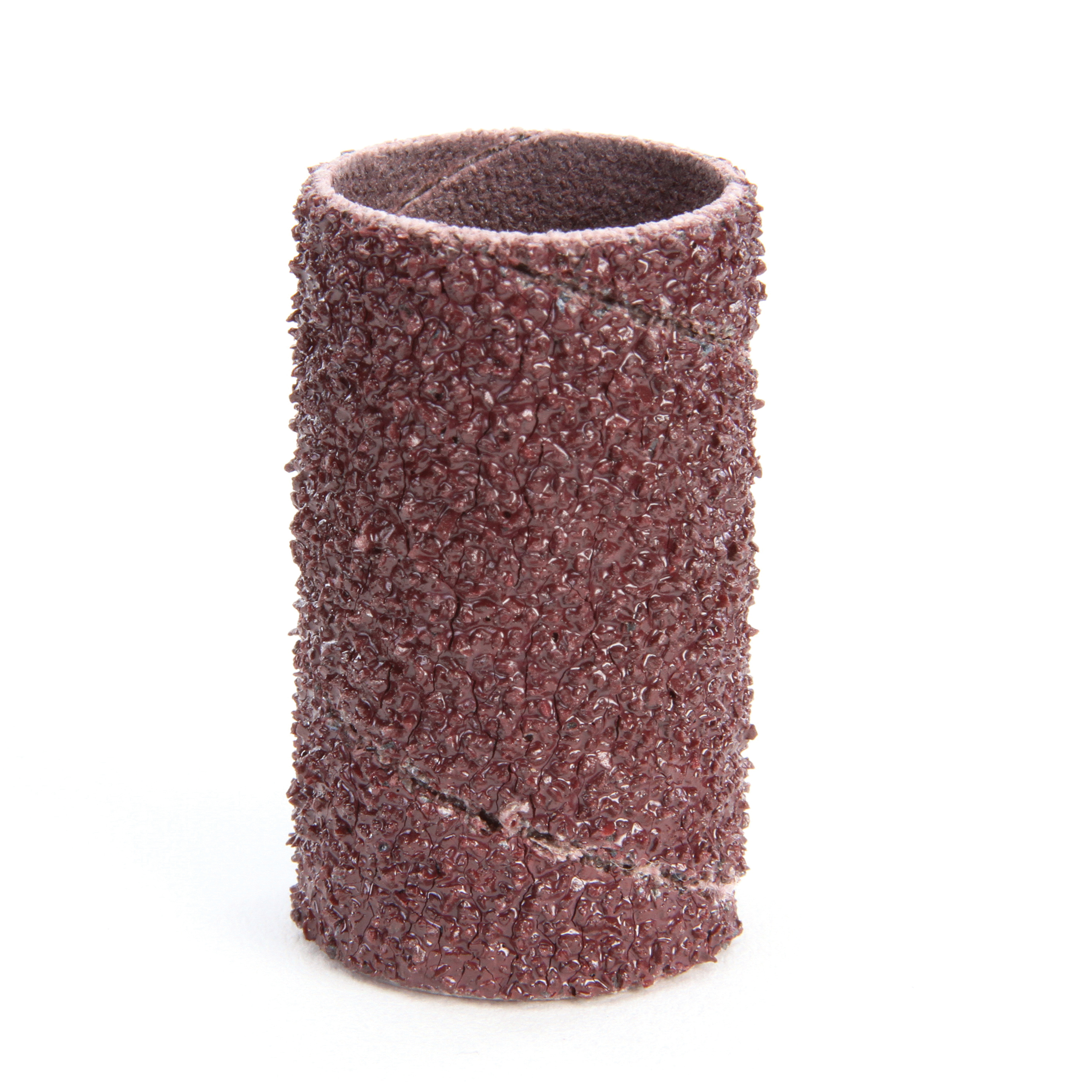 3M™ 051144-11977 Coated Spiral Band, 3/4 in Dia x 1-1/2 in L, 36 Grit, Very Coarse Grade, Aluminum Oxide Abrasive