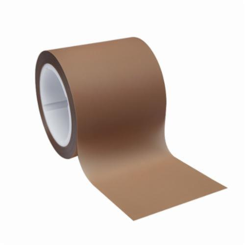 3M™ 051144-14089 Coated Lapping Film Roll, 4 in W x 150 ft L, 5 micron Grit, Aluminum Oxide Abrasive, Polyester Film Backing