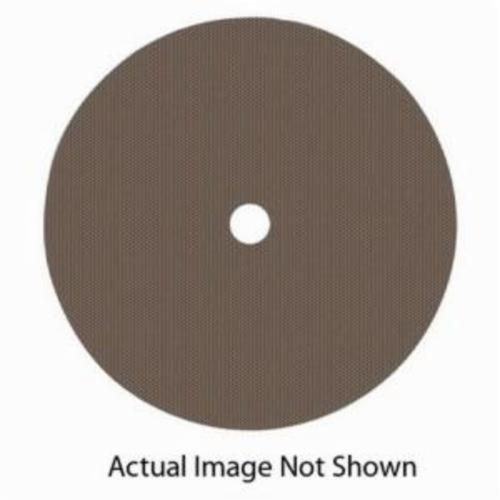3M™ 051144-86072 Flexible Coated Abrasive Disc, 4 in Dia, 1 in, R10 Grit, Very Coarse Grade, Diamond Abrasive