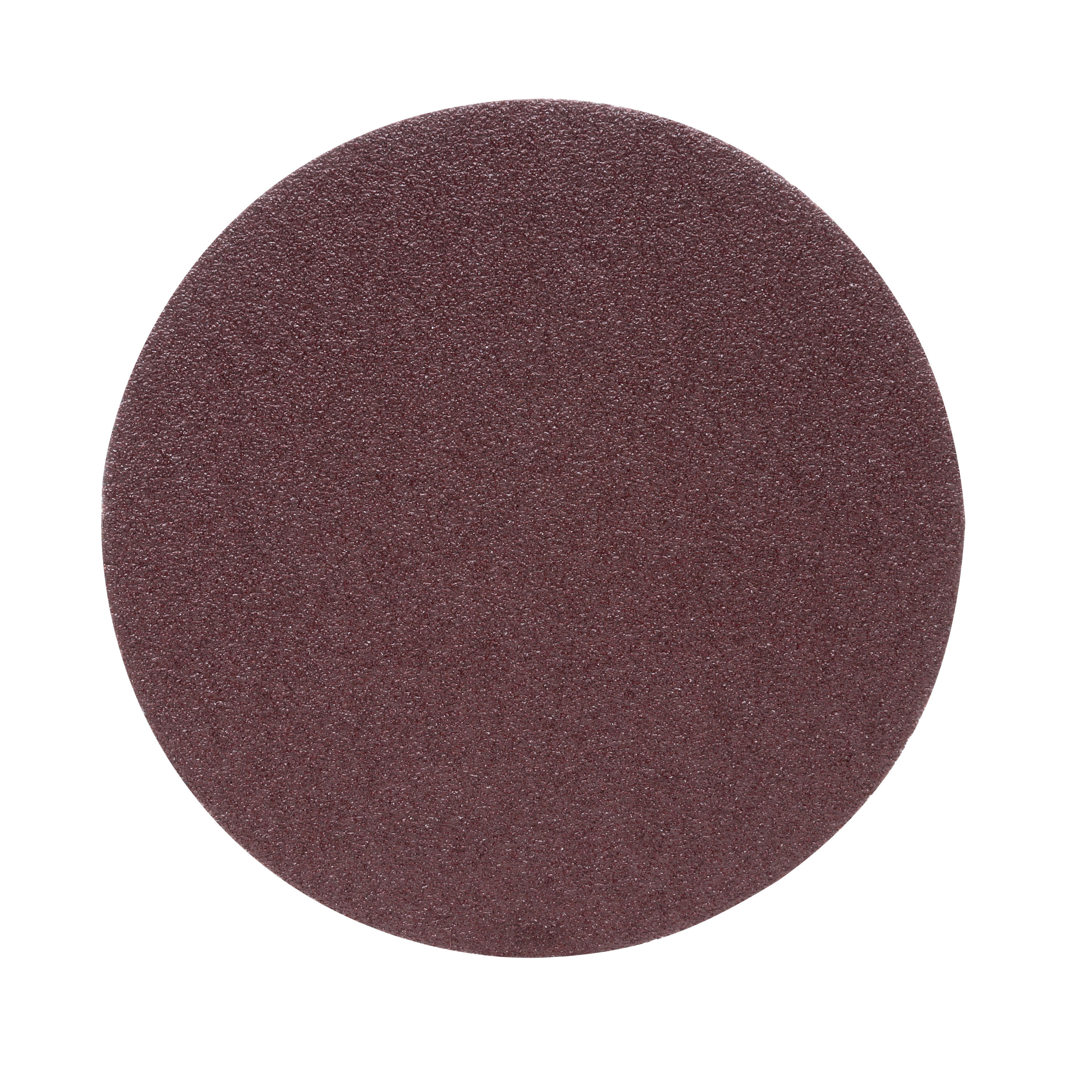 3M™ 051144-20873 Heavy Duty PSA Close Coated Abrasive Disc, 8 in Dia, 40 Grit, Coarse Grade, Aluminum Oxide Abrasive, Cloth Backing