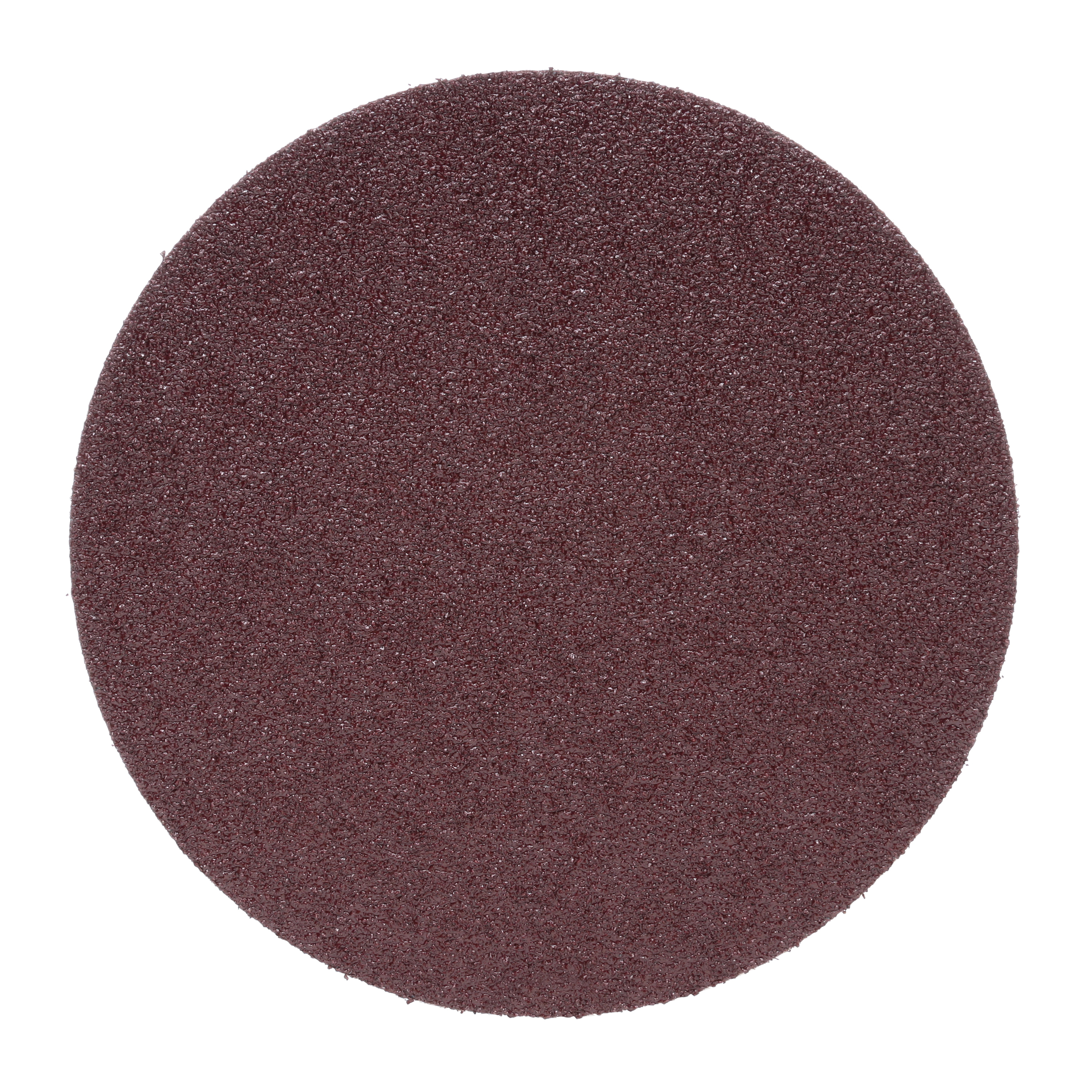 3M™ 051144-20874 Heavy Duty PSA Close Coated Abrasive Disc, 8 in Dia, 36 Grit, Very Coarse Grade, Aluminum Oxide Abrasive, Cloth Backing