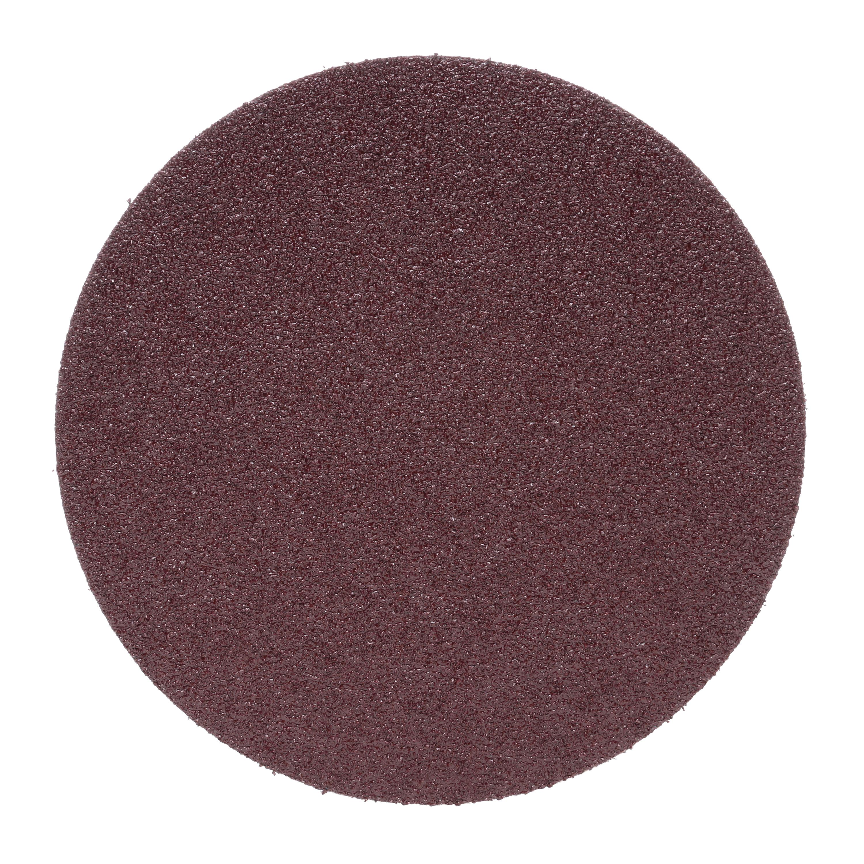 3M™ 051144-20874 348D Heavy Duty PSA Carbide Burr, 8 in Dia Disc, 36 Grit, Very Coarse Grade, Aluminum Oxide Abrasive, Cloth Backing