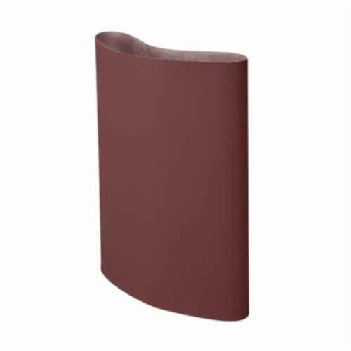 3M™ 051144-26720 File Coated Abrasive Belt, 1/2 in W x 24 in L, 80 Grit, Medium Grade, Aluminum Oxide Abrasive, Rayon Backing