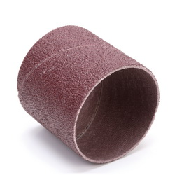 3M™ 051144-40184 341D Coated Spiral Band, 2 in Dia x 2 in L Band, 60 Grit, Medium Grade, Aluminum Oxide Abrasive