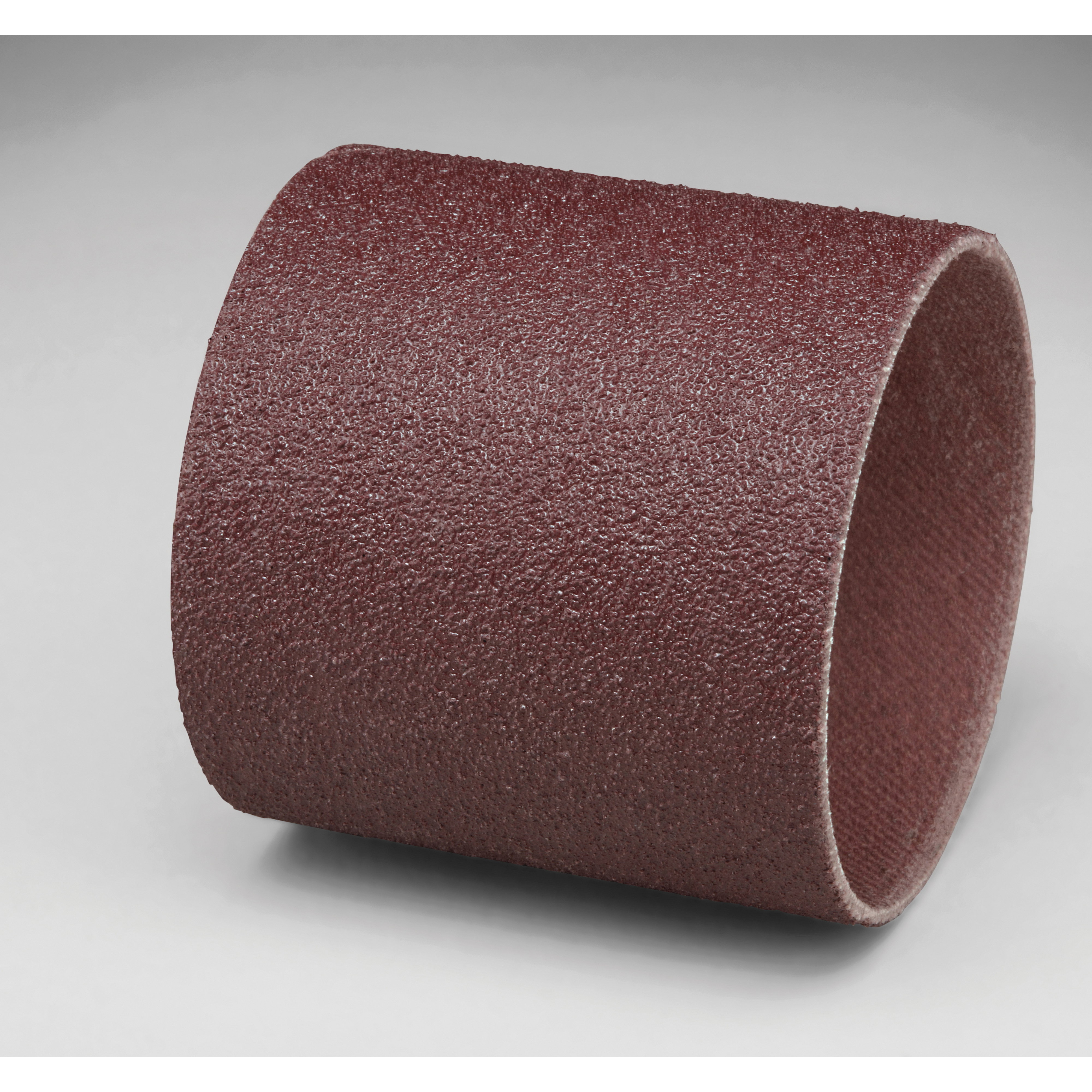 3M™ 051144-40185 341D Coated Spiral Band, 2 in Dia x 2 in L Band, 50 Grit, Coarse Grade, Aluminum Oxide Abrasive