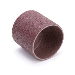3M™ 051144-40197 341D Coated Spiral Band, 1-1/2 in Dia x 1-1/2 in L Band, 60 Grit, Medium Grade, Aluminum Oxide Abrasive