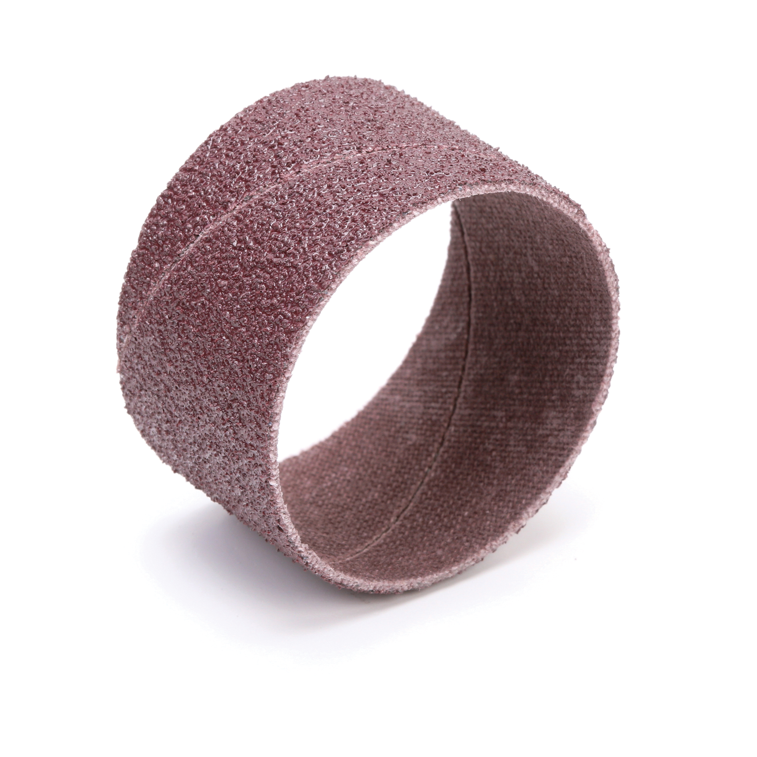 3M™ 051144-40202 Coated Spiral Band, 1-1/2 in Dia x 1 in L, 60 Grit, Medium Grade, Aluminum Oxide Abrasive