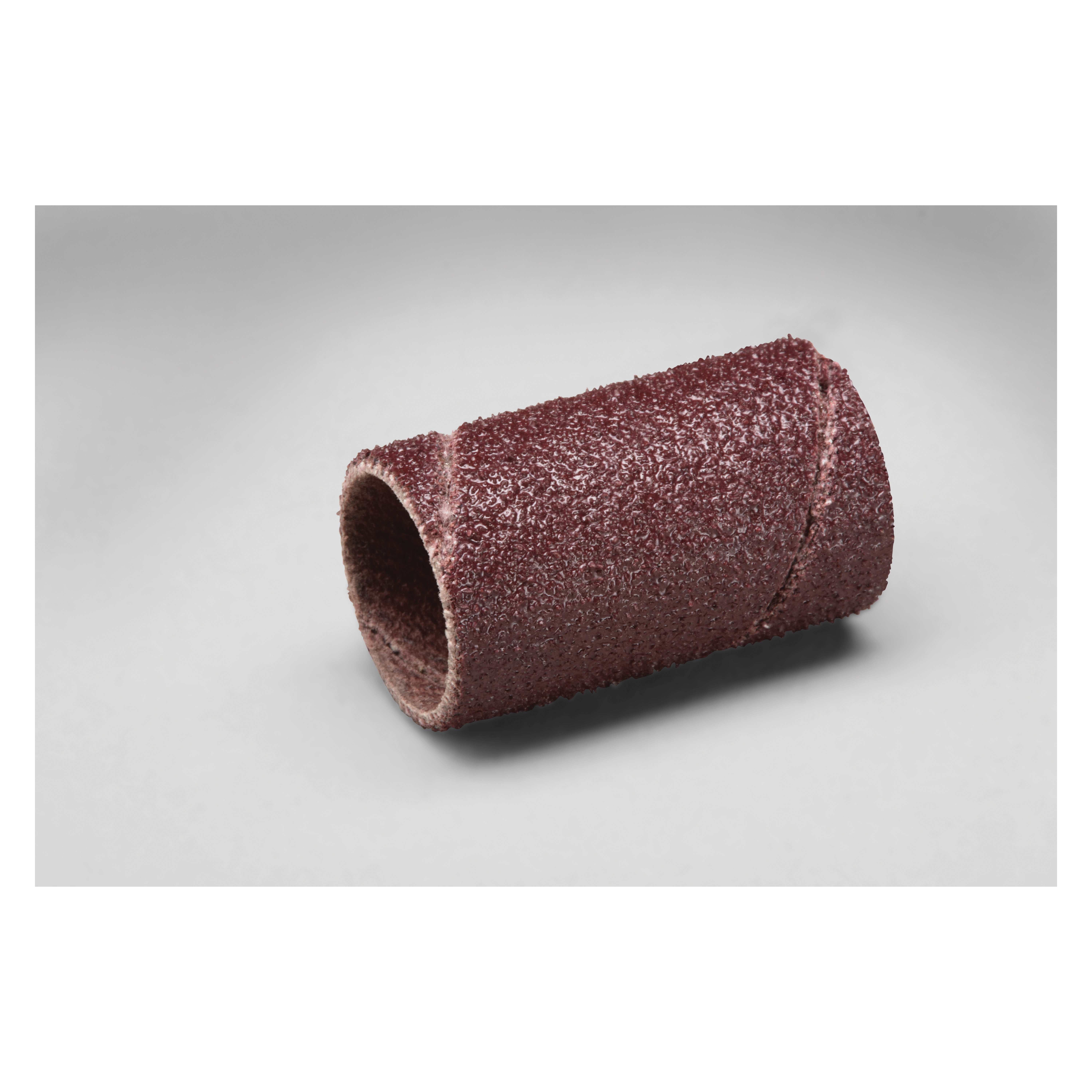 3M™ 051144-40223 341D Coated Spiral Band, 3/4 in Dia x 3/4 in L Band, 80 Grit, Medium Grade, Aluminum Oxide Abrasive
