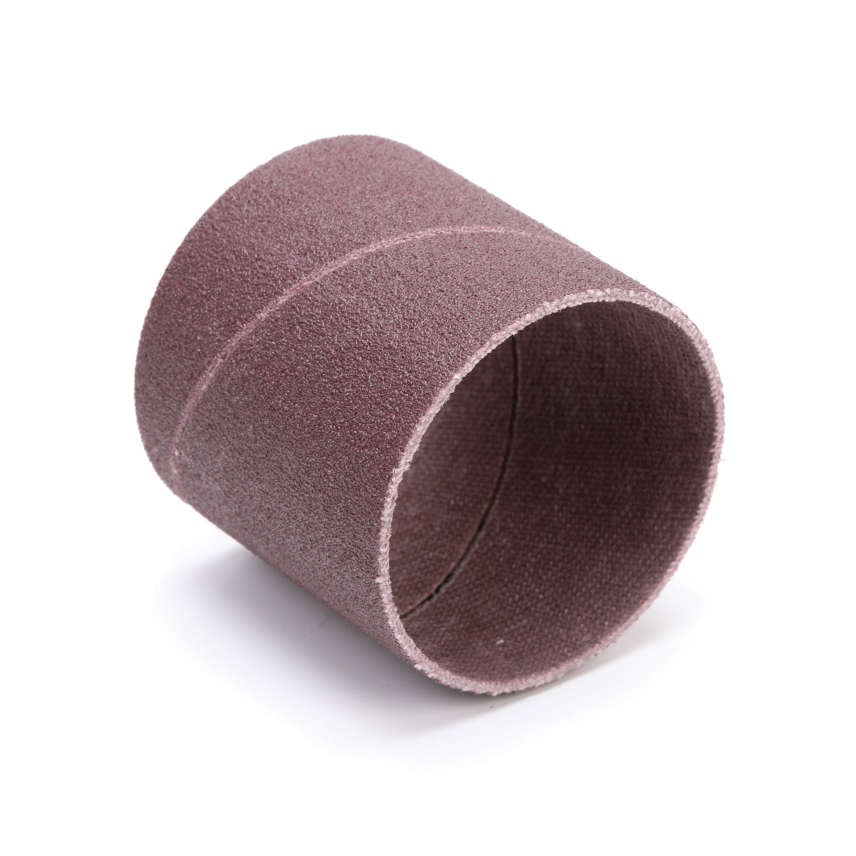 3M™ 051144-40274 Coated Spiral Band, 1-1/2 in Dia x 1-1/2 in L, P120 Grit, Fine Grade, Aluminum Oxide Abrasive