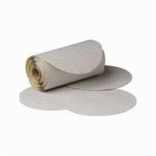 Stikit™ 051144-77225 Open Coated PSA Abrasive Disc Roll, 6 in Dia, 80 Grit, Silicon Carbide Abrasive, Paper Backing