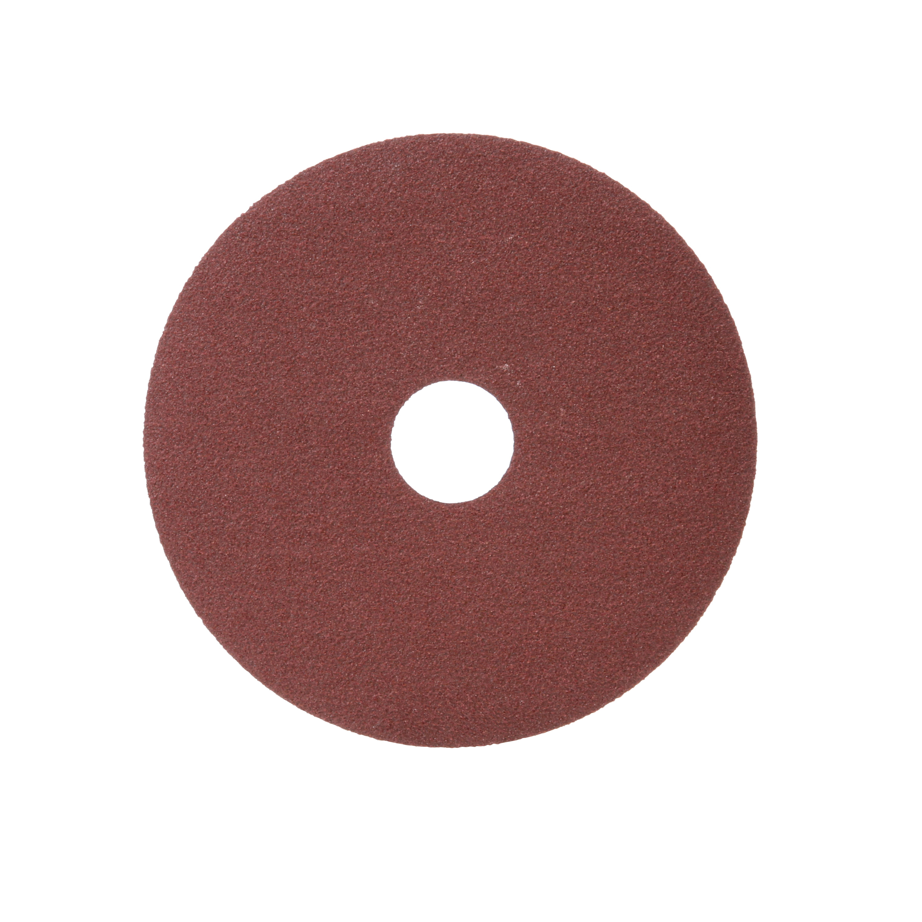 3M™ 051144-77600 Close Coated Abrasive Disc, 4-1/2 in Dia, 7/8 in Center Hole, 100 Grit, Fine Grade, Aluminum Oxide Abrasive, Arbor Attachment