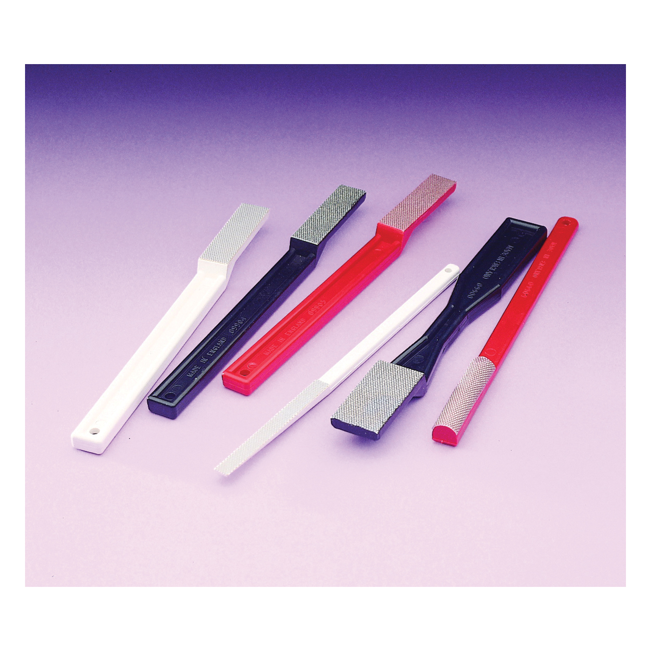 3M™ 051144-80836 Flexible General Purpose Hand File, 1-3/4 in L