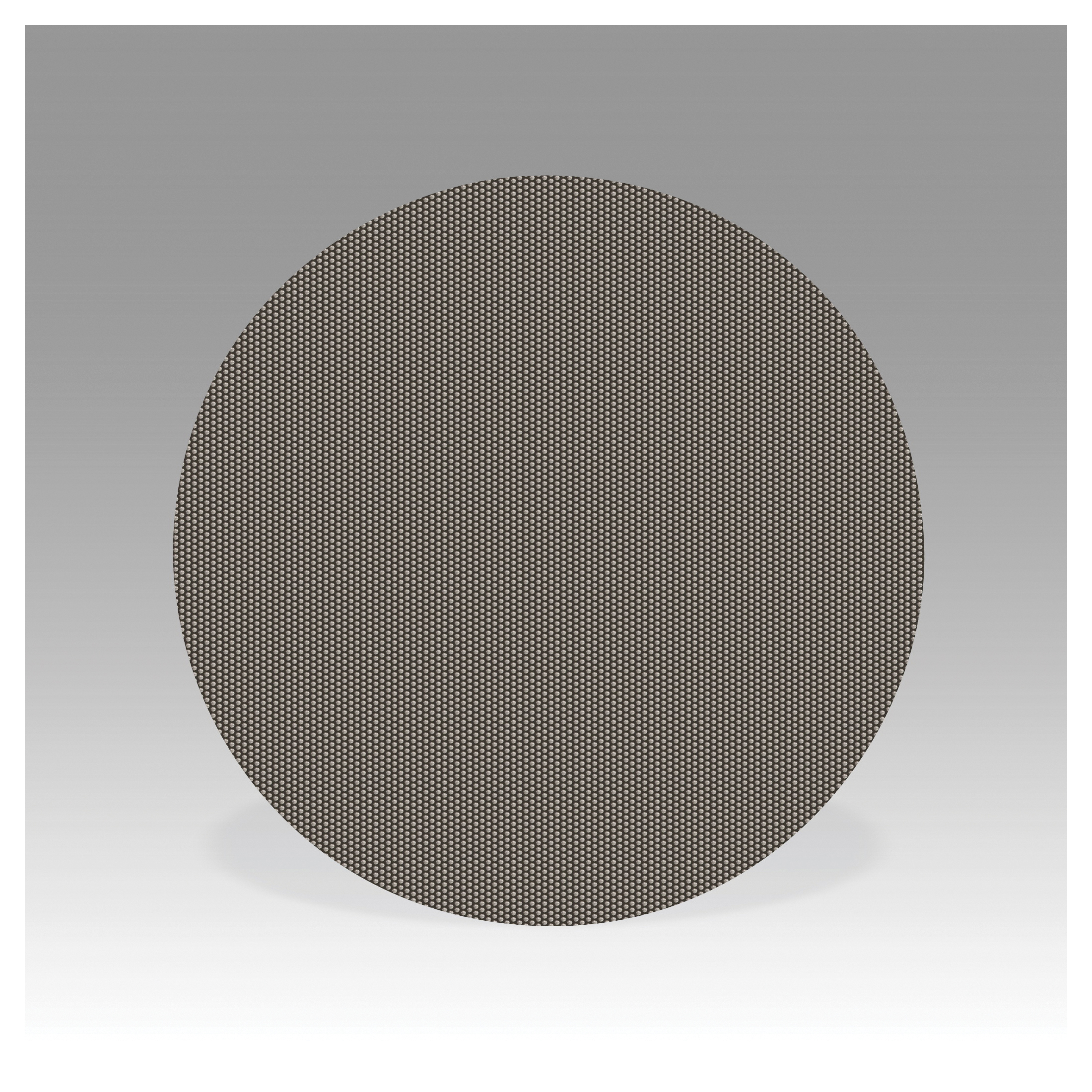 3M™ 051144-81300 6008J Flexible Coated Abrasive Disc, 8 in Dia, No Hole, M250 Grit, Medium Grade, Diamond Abrasive