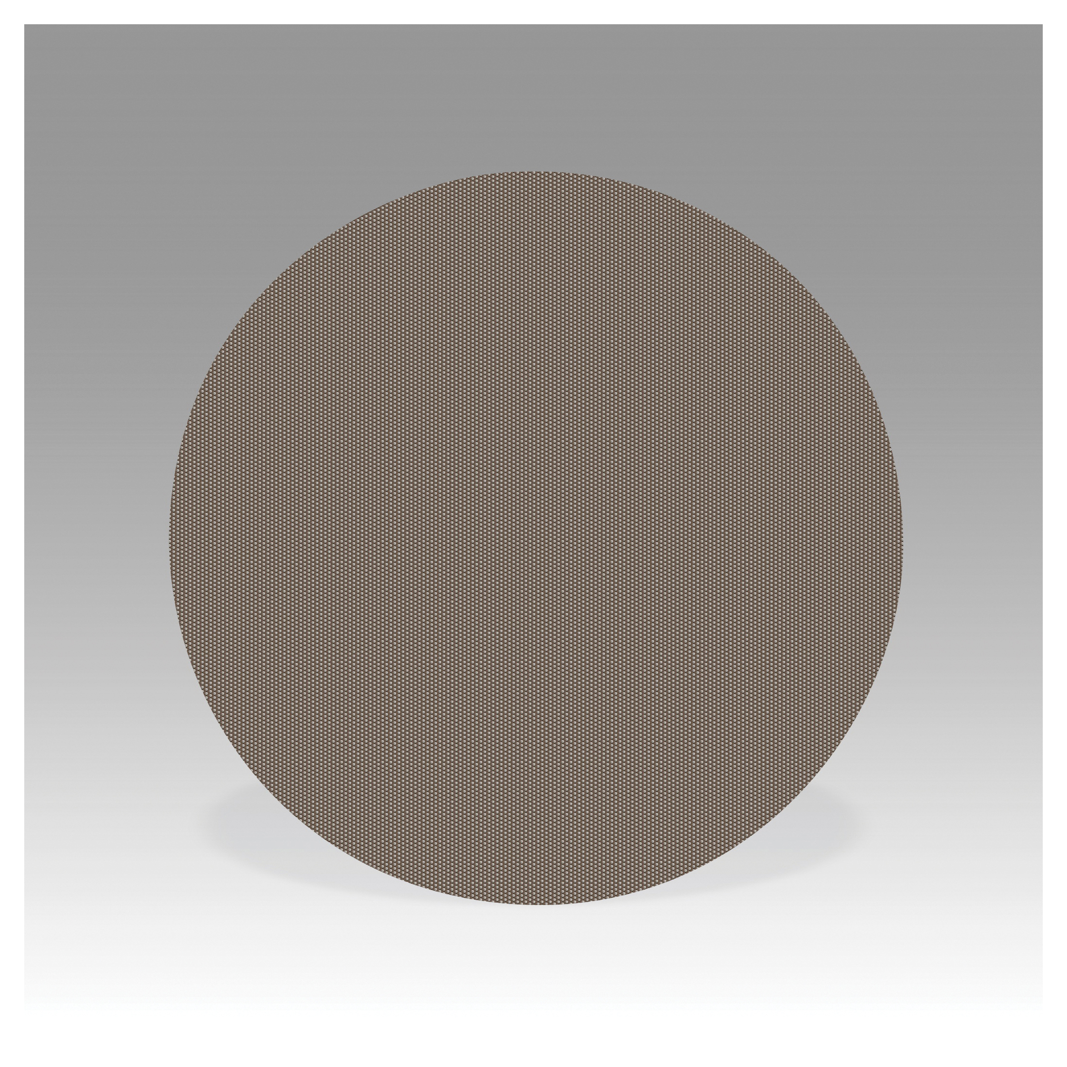 3M™ 051144-81303 6008J Flexible Coated Abrasive Disc, 8 in Dia, No Hole, M40 Grit, Extra Fine Grade, Diamond Abrasive