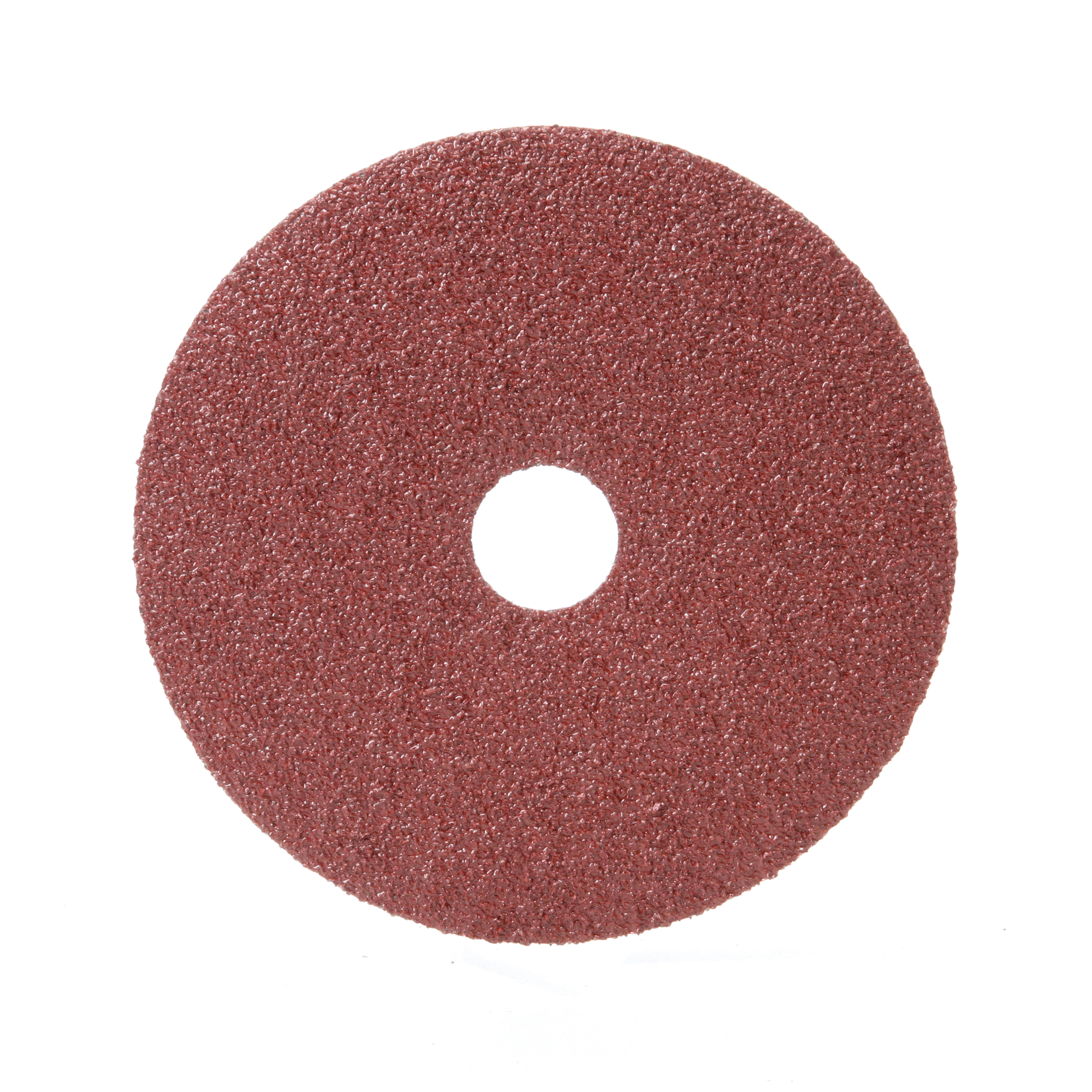 3M™ 051144-81372 Close Coated Abrasive Disc, 5 in Dia, 7/8 in Center Hole, 36 Grit, Very Coarse Grade, Aluminum Oxide Abrasive, Arbor Attachment
