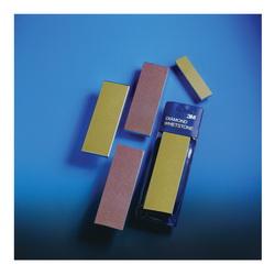 3M™ 051144-84365 Flexible Whetstone, 6 in L x 2 in W, M125 Grit