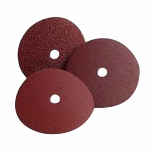 3M™ 051144-85962 General Purpose Coated Abrasive Disc, 4-1/2 in Dia, 7/8 in Center Hole, 60 Grit, Aluminum Oxide Abrasive, Type C Attachment