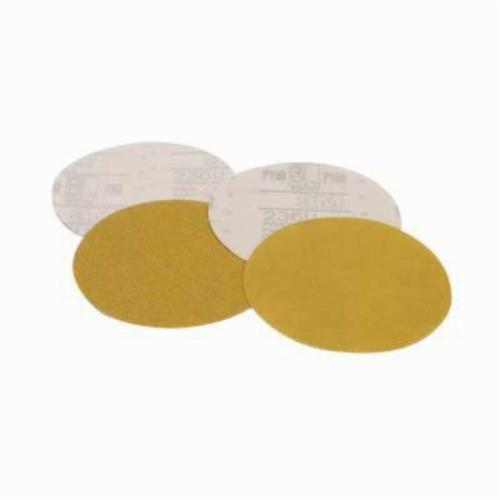 3M™ Hookit™ 051144-86434 Open Coated Abrasive Hook and Loop Disc, 5 in Dia, P240 Grit, Aluminum Oxide Abrasive, Paper Backing