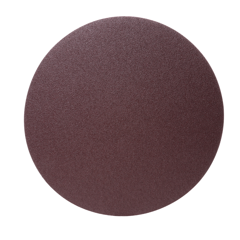 3M™ 051144-88889 Heavy Duty PSA Close Coated Abrasive Disc, 16 in Dia, 40 Grit, Coarse Grade, Aluminum Oxide Abrasive, Cloth Backing