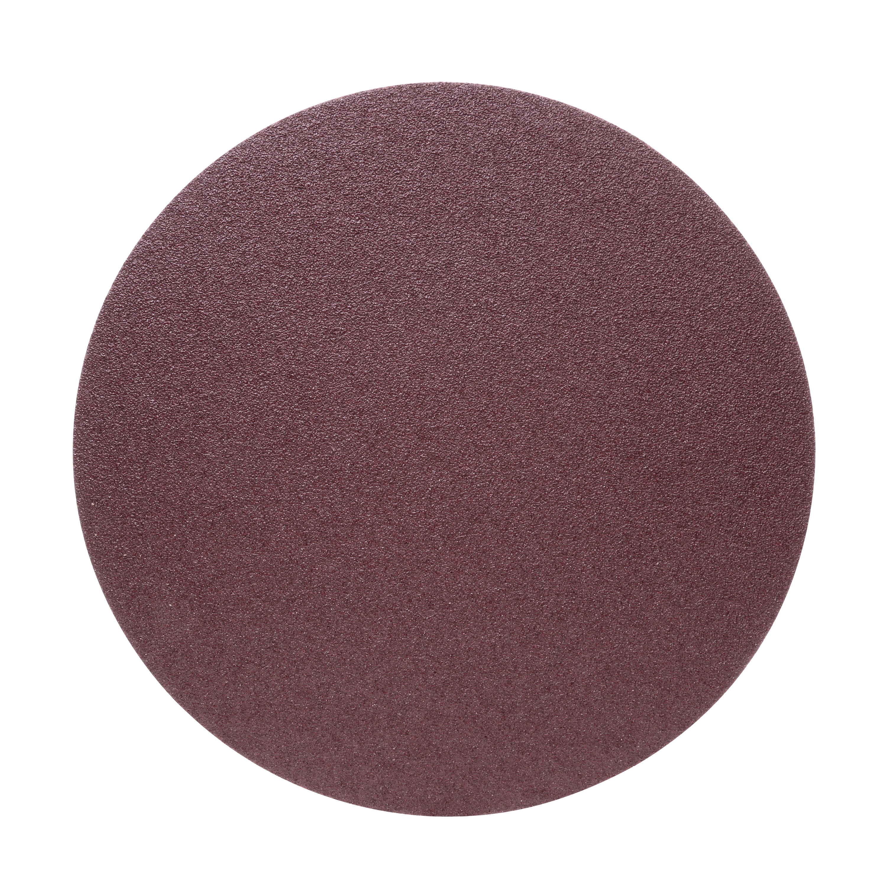 3M™ 051144-88890 Heavy Duty PSA Close Coated Abrasive Disc, 16 in Dia, 36 Grit, Very Coarse Grade, Aluminum Oxide Abrasive, Cloth Backing