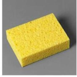 3M™ 053200-07456 Commercial Size Sponge, 7-1/2 in L x 4-3/8 in W x 2.06 in THK, Cellulose, Yellow