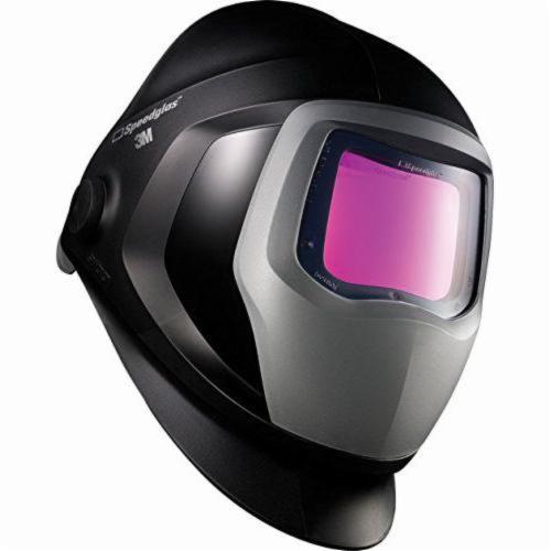 Speedglas™ 051135-89387 9100 Series™ Welding Helmet, 5, 8 to 13 Lens Shade, Black/Silver, 2.8 x 4.2 in Viewing Area, Nylon, Specifications Met: ANSI Z87.1-2010