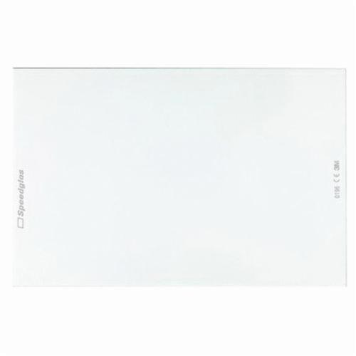 Speedglas™ 051141-56139 Replacement Inside Protection Plate, Clear, Polycarbonate, 5 in H x 8 in W