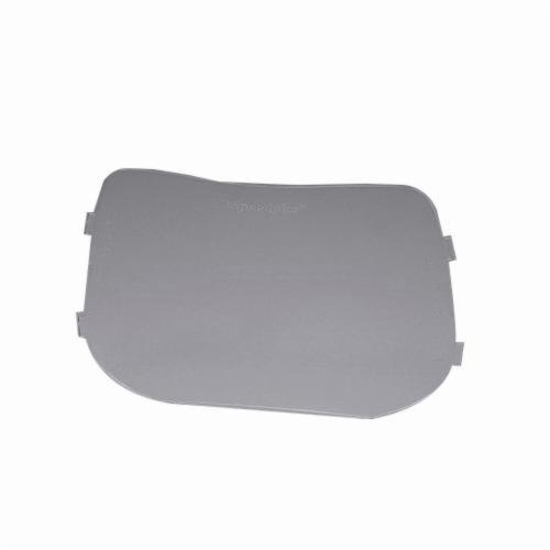 Speedglas™ 051135-89392 Replacement Outside Protection Plate, Clear, Polycarbonate, 6 in H x 3-7/8 in W
