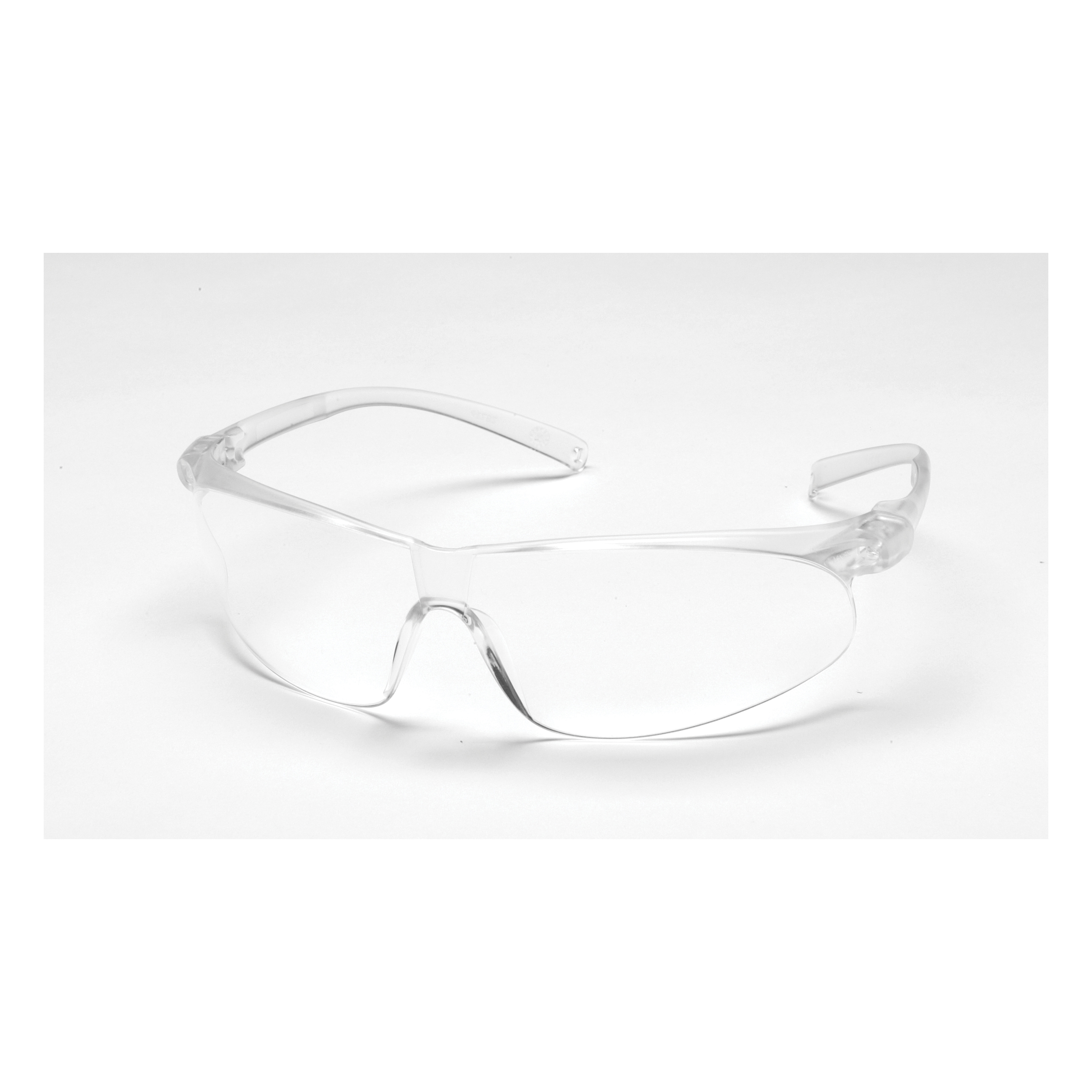 3M™ Virtua™ 078371-62054 Economy Lightweight Protective Eyewear, Anti-Fog Clear Lens, Frameless Clear Frame, Polycarbonate Lens, Specifications Met: ANSI Z87.1-2015, CSA Z94.3-2007