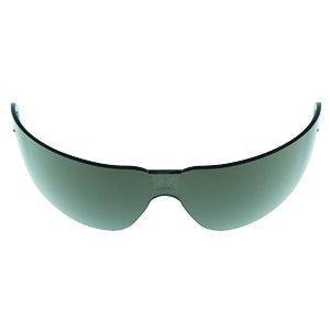 3M™ Aearo Lexa™ 078371-62298, Anti-Fog/Anti-Scratch Polycarbonate Gray Lens, For Use With Maxim™ Safety Goggles