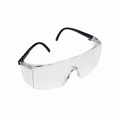 3M™ Seepro™ 078371-62302 15902-00000-100 Economy Lightweight Protective Eyewear, Anti-Fog Clear Lens, Frameless Frame, Polycarbonate Lens, Specifications Met: ANSI Z87.1-2015, CSA Z94.3