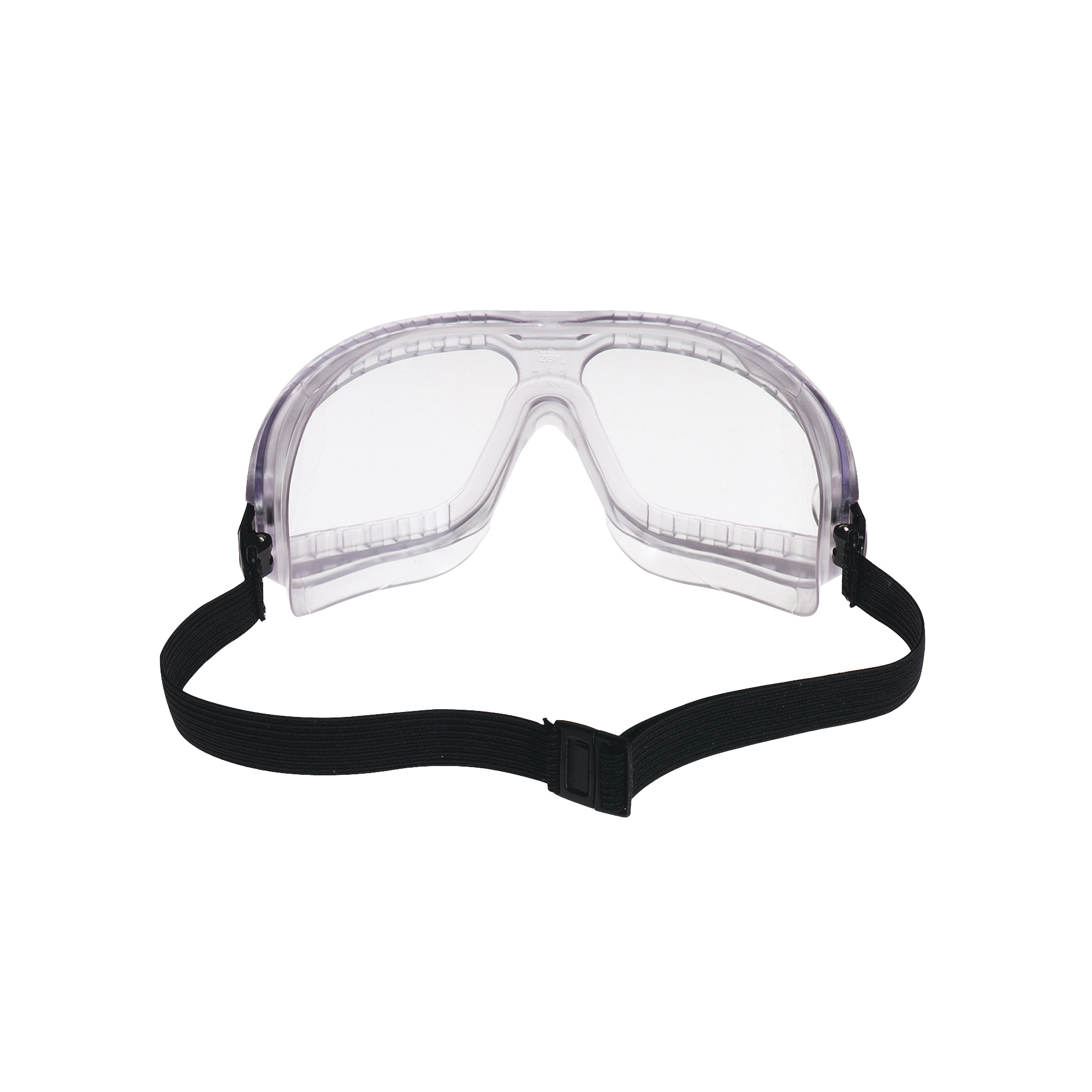 3M™ Aearo Lexa™ Splash GoggleGear™ 078371-62336 16644-00000-10 Lightweight Safety Goggles, Anti-Fog/Impact Resistant/UV-Protective Clear Polycarbonate Lens, 99.9% % UV Protection, Elastic Strap, Specifications Met: ANSI Z87.1-2003, CSA Z94.3-2007